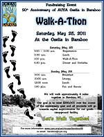 yunatstvo walk a thon packet