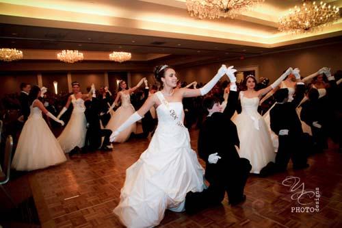 uaya debutante ball article photo video